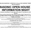Masonic Information
